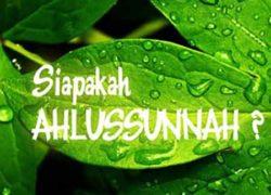 Ciri – ciri ahlus sunnah