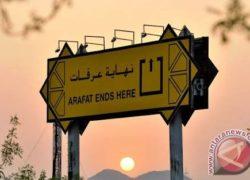 Senja di Padang Arafah – bag 3